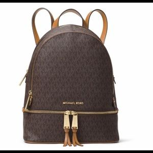 Michael Kors brand new backpack